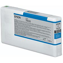 Epson C13T653200 Cyan T6532 Ink Cartridge (200ml)