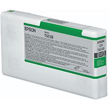 Epson C13T653B00 Green T653B Ink Cartridge (200ml)