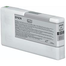 Epson C13T653700 Light Black T6537 Ink Cartridge (200ml)