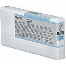 Epson C13T653500 Light Cyan T6535 Ink Cartridge (200ml)