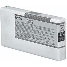 Epson C13T653800 Matte Black T6538 Ink Cartridge (200ml)