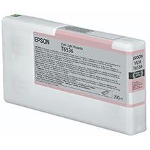 Epson C13T653600 Vivid Light Magenta T6536 Ink Cartridge (200ml)