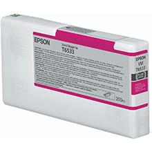 Epson C13T653300 Vivid Magenta T6533 Ink Cartridge (200ml)