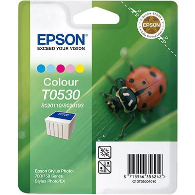 Epson C13T05304010 T0530 5 Colour Ink Cartridge (43ml)
