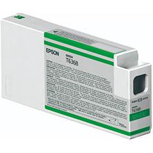 Epson C13T636B00 Green T636B Ink Cartridge (700ml)