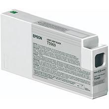 Epson C13T596900 Light Light Black T5969 Ink Cartridge (350ml)