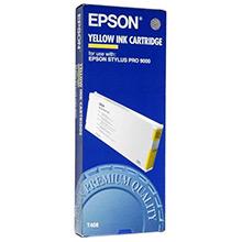 Epson C13T408011 Yellow T408 Ink Cartridge (220ml)