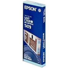 Epson C13T479011 Light Cyan T479 Ink Cartridge (220ml)