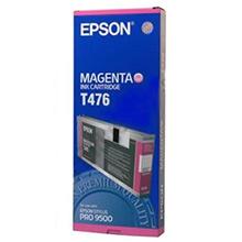 Epson C13T476011 Magenta T476 Ink Cartridge (220ml)