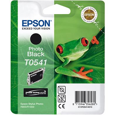 Epson C13T05414010 Photo Black T0541 Ink Cartridge (13ml)