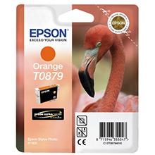 Epson 13T08794020 Orange T0879 Ink Cartridge (11ml)