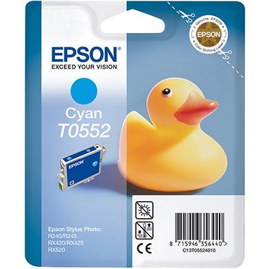 Epson C13T05524010 Cyan T0552 Ink Cartridge (8ml)