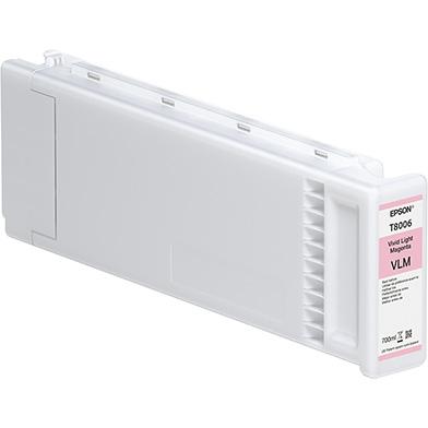 Epson C13T800600 Vivid Light Magenta UltraChrome PRO Ink Cartridge (700ml)