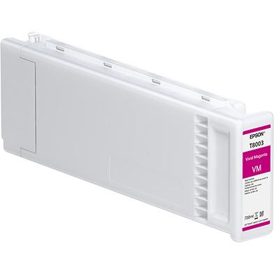 Epson C13T800300 Vivid Magenta UltraChrome PRO Ink Cartridge (700ml)