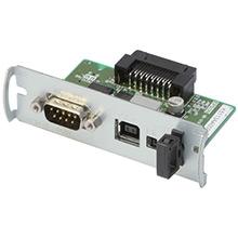 Epson C32C824092 UB-U19 9-Pin Serial Interface Board with USB (For on board USB Printer)