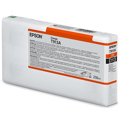 Epson C13T913A00 T913A Orange Ink Cartridge (200ml)