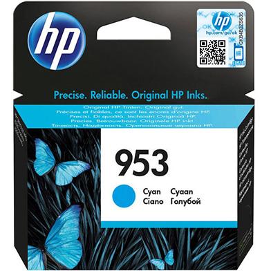 HP F6U12AE 953 Cyan Ink Cartridge (700 Pages)