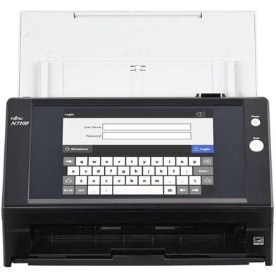 Fujitsu Image Scanner N7100