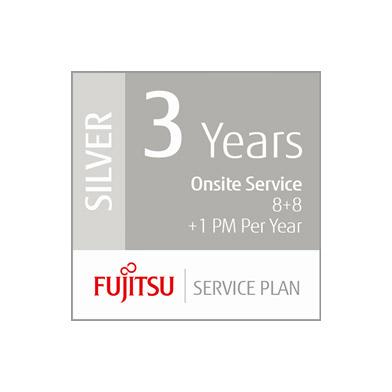Fujitsu 3 Year Silver Service Plan