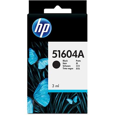 HP Black Inkjet Print Cartridge