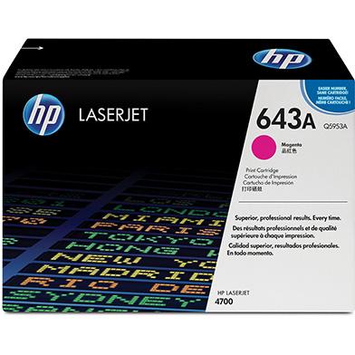 HP Q5953A Magenta Print Cartridge (10,000 pages)