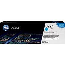 HP C8551A 822A Cyan Printer Cartridge (25,000 pages)