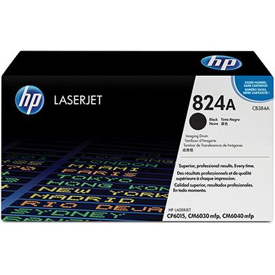 HP CB384A 824A Black Colour LaserJet Imaging Drum (Yield 35,000)