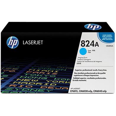 HP CB385A 824A Cyan Colour LaserJet Imaging Drum (Yield 35,000)