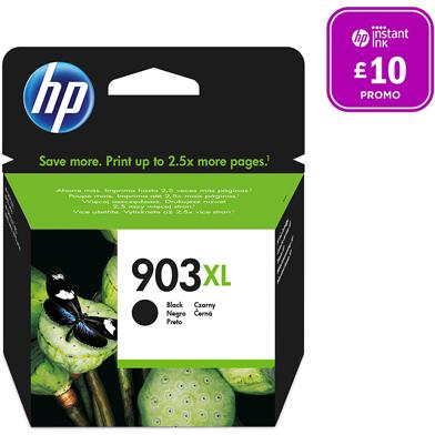 HP T6M15AE 903XL Black Original Ink Cartridge (825 Pages)
