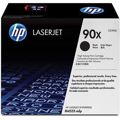 HP CE390X 90X High Cap Toner Cartridge (24,000 pages)