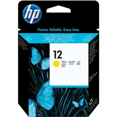 HP C5026A No.12 Yellow Printhead