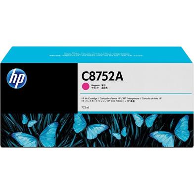 HP C8752A Magenta C8752A Ink Cartridge (775ml)