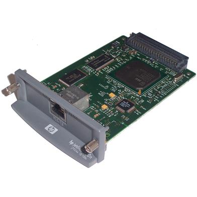 HP J7934A Fast Ethernet EIO RJ45 Internal Print Server
