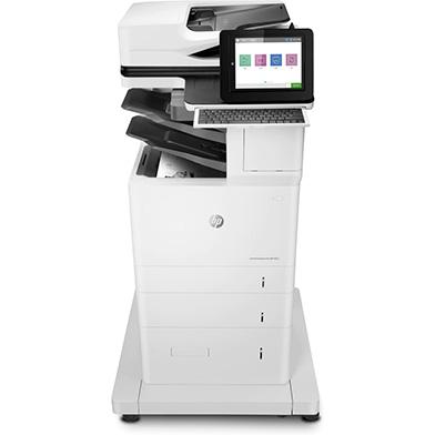 HP LaserJet Enterprise Flow MFP M632z + Extra High Capacity Black Toner (41,000 Pages)