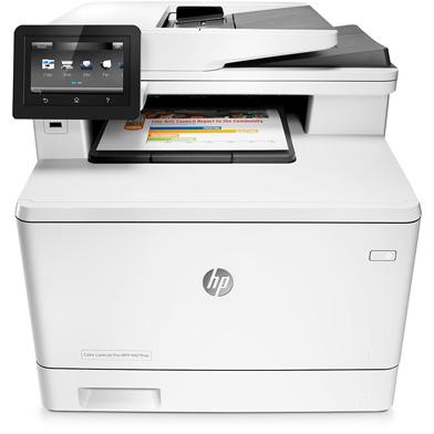 HP LaserJet Pro M477fnw