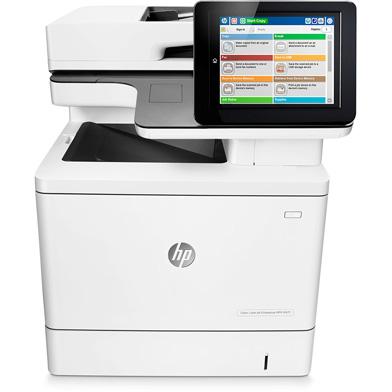 HP Color LaserJet Enterprise Flow MFP M577dn