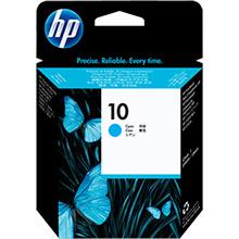 HP C4801A No.10 Cyan Printhead Cartridge