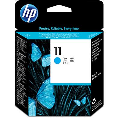 HP C4811A No.11 Long-life Cyan Printhead Cartridge (24,000 pages)