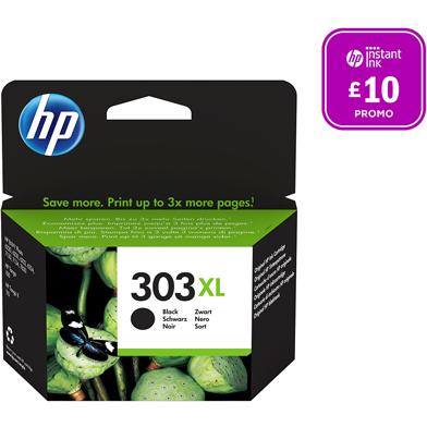 HP 303XL High Yield Black Original Ink Cartridge