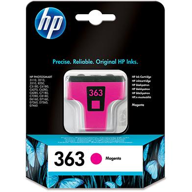 HP C8772EE No.363 Magenta Ink Cartridge (370 Pages)