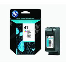 HP 51641AE No.41 Tri-Colour Inkjet Print Cartridge