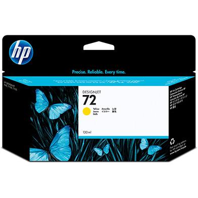 HP C9373A No.72 Yellow Ink Cartridge (130ml)