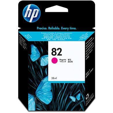HP No.82 Magenta Ink (28ml)