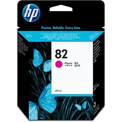 HP C4912A No.82 Magenta Ink Cartridge (69ml)