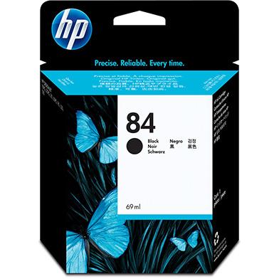 HP C5016A No.84 Ink Cartridge Black (69ml)