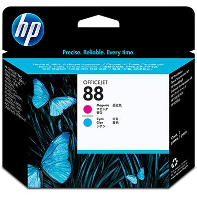 HP C9382A No.88 Magenta and Cyan Printhead