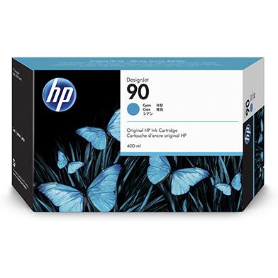 HP C5061A No.90 Cyan Ink Cartridge (400ml)