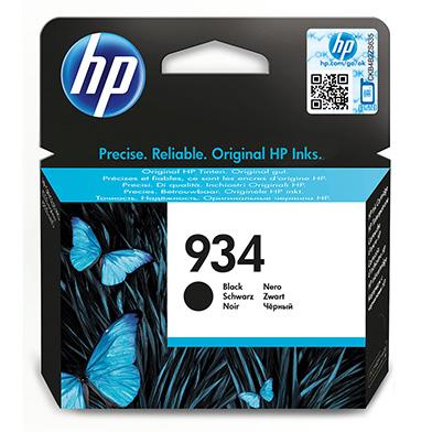 HP C2P19AE 934 Black Ink Cartridge (400 Pages)