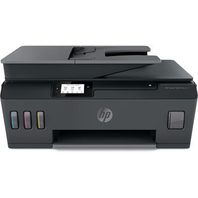 HP Smart Tank Plus 655 + Black Ink Bottle (6,000 Pages)
