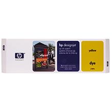 HP C1809A Yellow Ink Cartridge (410ml)